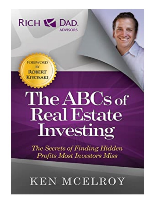 [PDF|BOOK|E-PUB|Mobi] [P.D.F_book]@@ The ABCs of Real Estate Investing The Secrets of Finding Hidden Profits Most Investor...