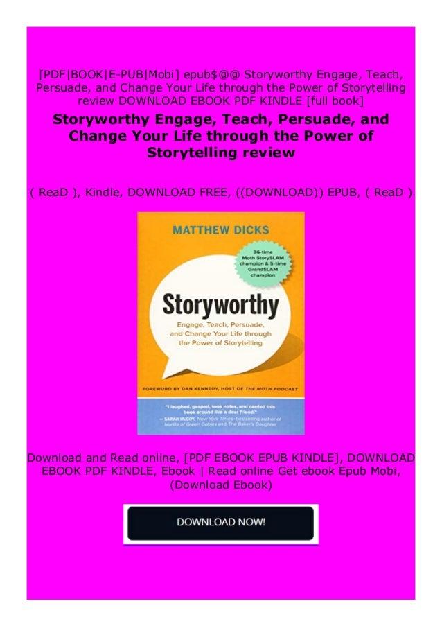 Storyworthy pdf free download adobe reader
