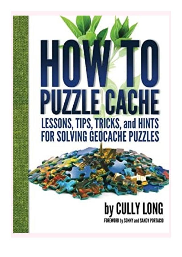 [PDF|BOOK|E-PUB|Mobi] [download]_p.d.f$@@ How To Puzzle Cache review DOWNLOAD EBOOK PDF KINDLE [full book] Description Boo...