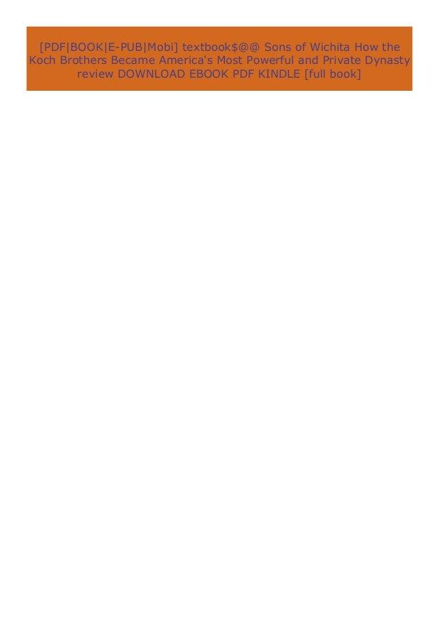 Sons of wichita pdf free download for windows 7