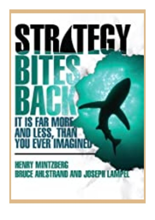 [PDF BOOK E-PUB Mobi] [download]_p.d.f))^@@ Strategy Bites Back It Is Far More, and Less, than You Ever Imagined Reader re...