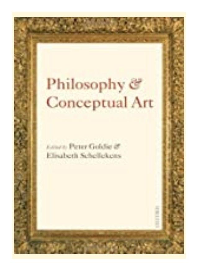 [PDF|BOOK|E-PUB|Mobi] pdf_$ Philosophy and Conceptual Art review DOWNLOAD EBOOK PDF KINDLE [full book] Description Book Ph...