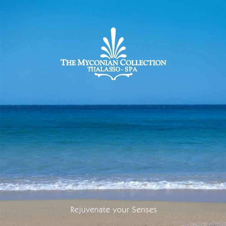 Rejuvenate your Senses