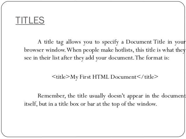 static dynamic html tags