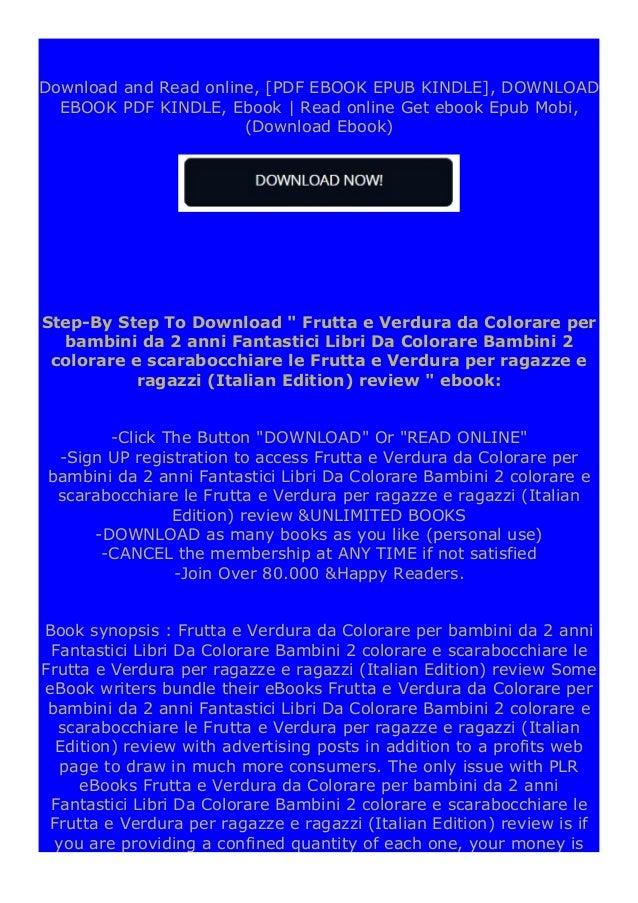 Download Pdf Frutta E Verdura Da Colorare Per Bambini Da 2 Anni Fant