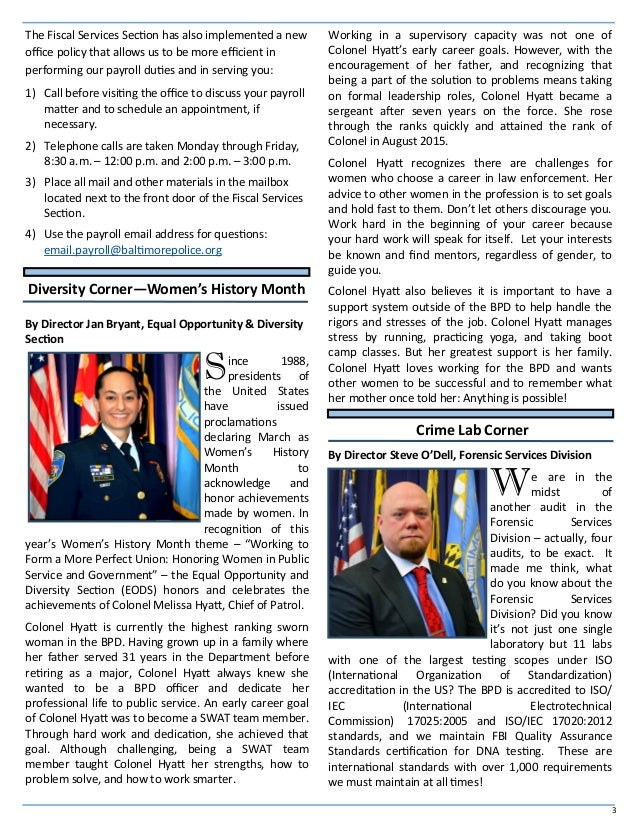 Your Bpd News Volume 2 Issue 3