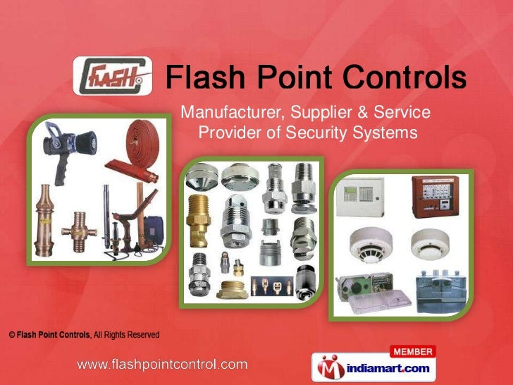 Manufacturer, Supplier & Service Provider of Security Systems