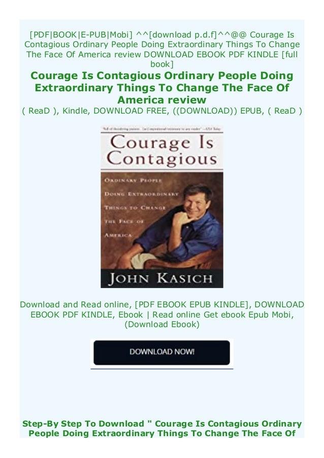 Contagious PDF Free Download