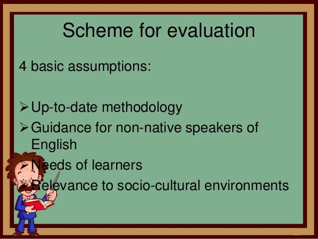 CRITERIA FOR TEXTBOOK EVALUATION Slide 2