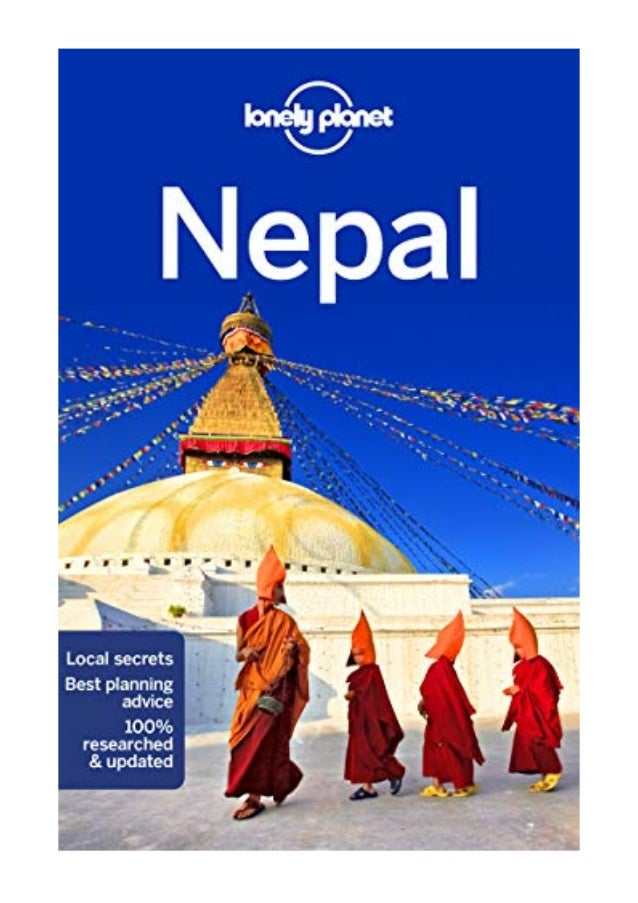 Nepal lonely pdf planet