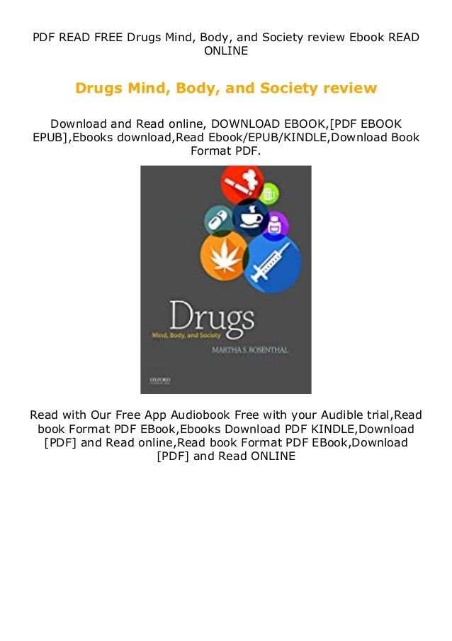 PDF READ FREE Drugs Mind, Body, and Society review Ebook READ ONLINE Drugs Mind, Body, and Society review Download and Rea...