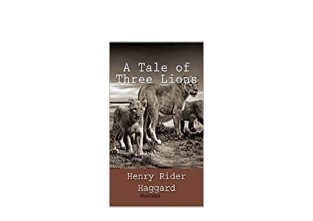 Detail Book Title : A Tale of Three Lions Illustrated English Edition Format : PDF,kindle,epub Language : English ASIN : B...