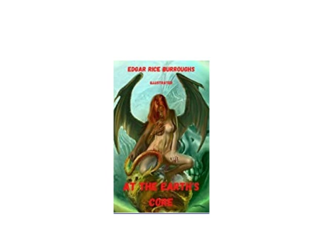 Download or read At the Earths Core Illustrated English Edition by click link below
