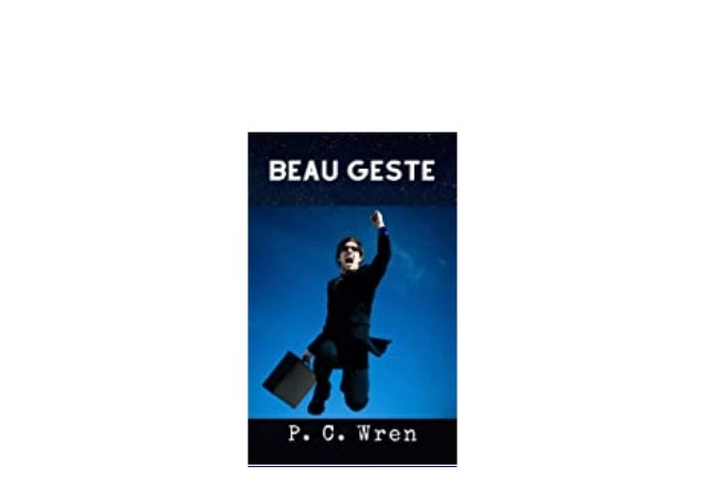 Download or read Beau Geste English Edition by click link below