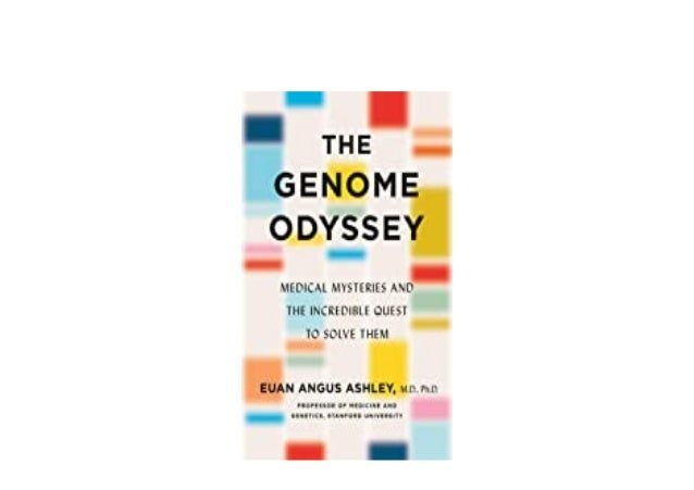 Detail Book Title : The Genome Odyssey Medical Mysteries and the Incredible Quest to Solve Them English Edition Format : P...