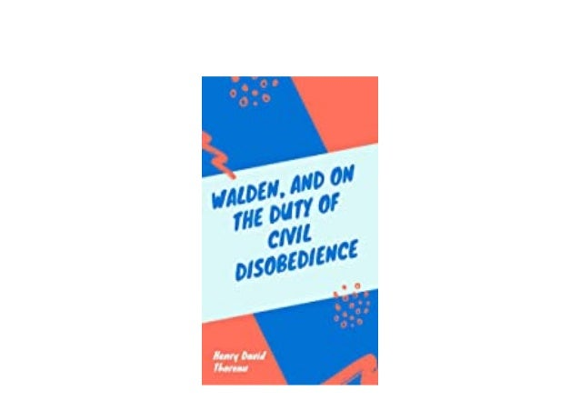 Detail Book Title : Henry David Thoreau Walden and On The Duty Of Civil Disobedience English Edition Format : PDF,kindle,e...