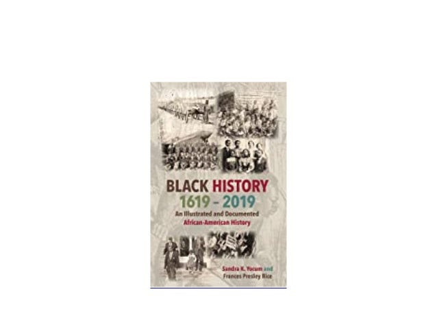 Download or read Black History An Illustrated and Documented African American History by click link below
