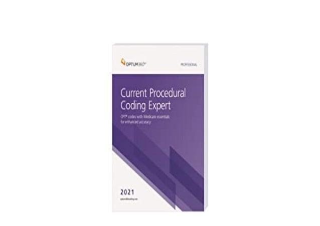 Detail Book Title : Current Procedural Coding Epert Prof Edition Softbound Format : PDF,kindle,epub Language : English ASI...
