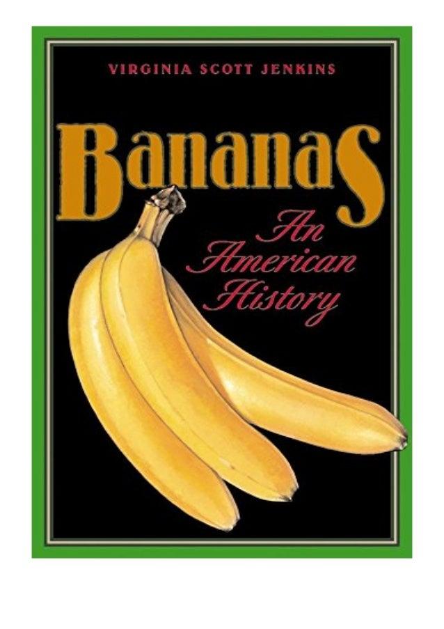 epub_$ Bananas An American History review '[Full_Books]'