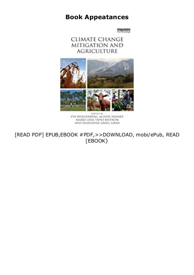 If you want to download or read Climate Change Mitigation and Agriculture review , click button download in the last page