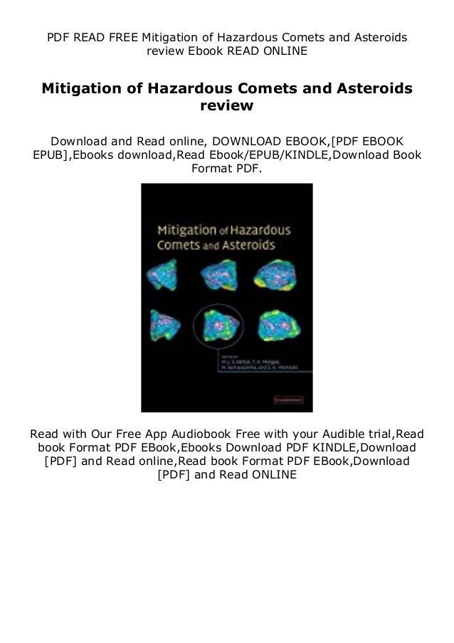 Description Mitigation of Hazardous Comets and Asteroids review Prolific writers adore composing eBooks Mitigation of Haza...