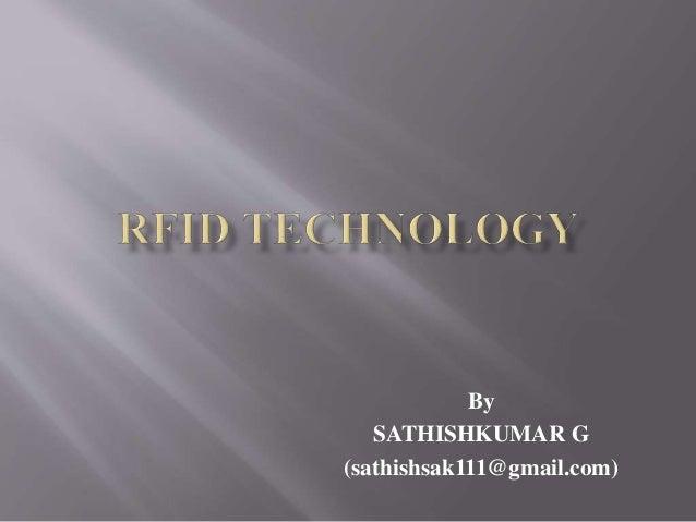 By SATHISHKUMAR G (sathishsak111@gmail.com)