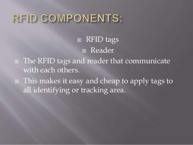 RFID TECHNOLOGY Slide 3