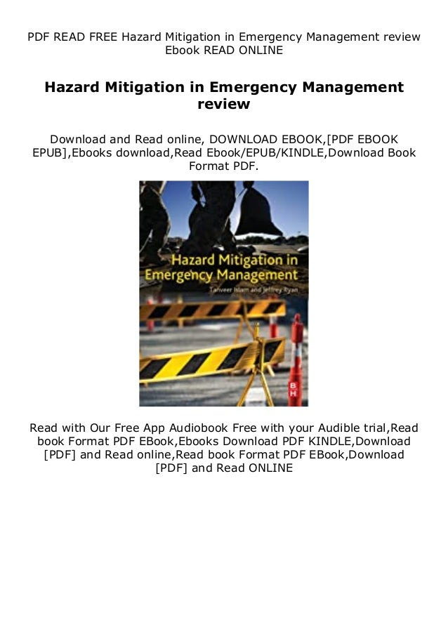 Description Hazard Mitigation in Emergency Management review Investigation can be achieved swiftly on the internet. Lately...