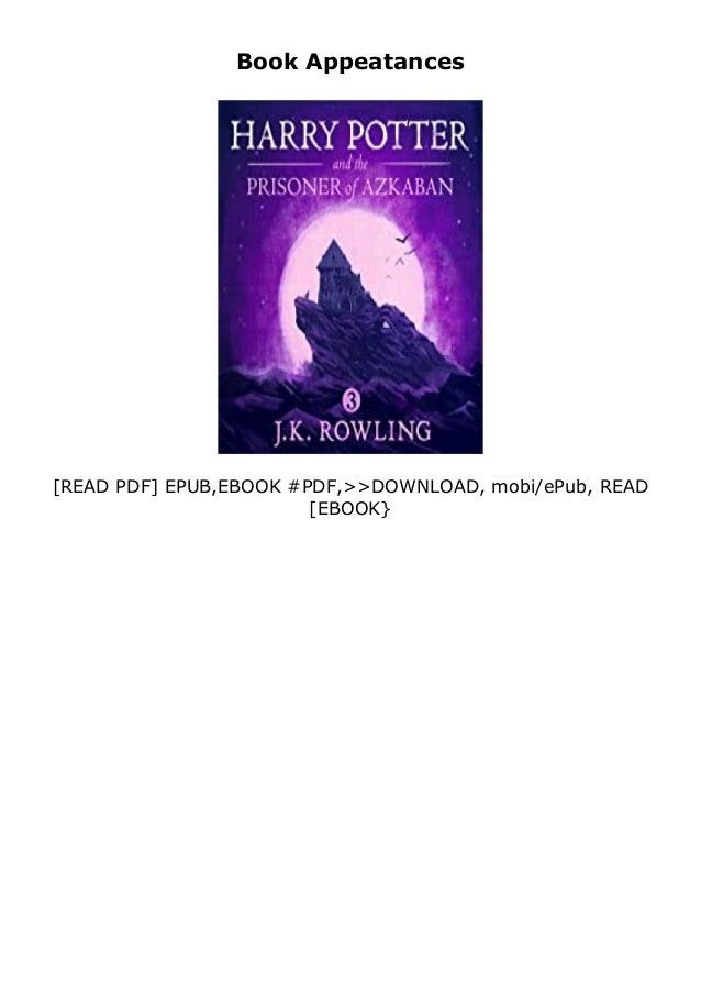 Online Harry Potter And The Prisoner Of Azkaban Book 3 Review E Bo