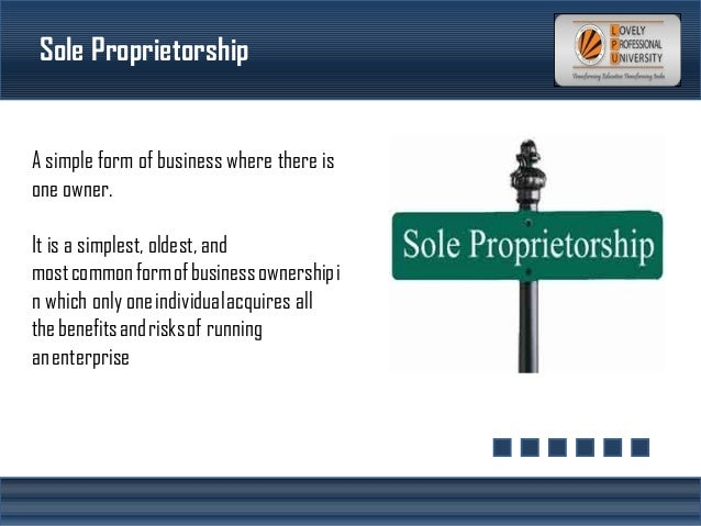 scenarios for sole proprietorship If you own a sole proprietorship and your business is sued by a  however, there  are still several situations where you can be personally liable.