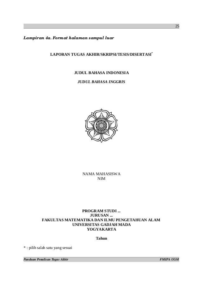 Makalah Proposal Skripsi Bahasa Indonesia