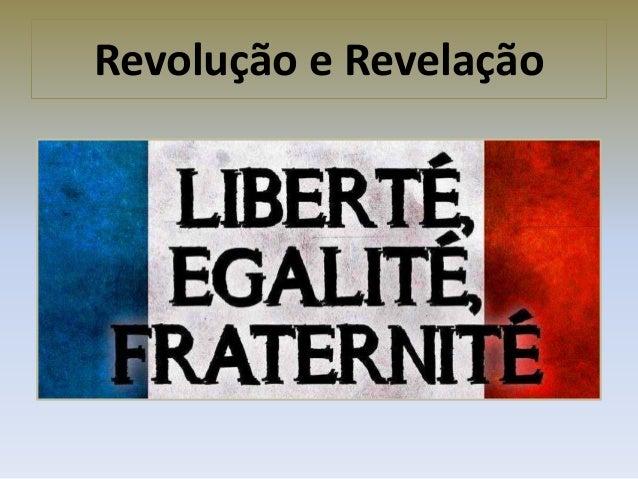 Revolução e Revelação