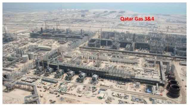 Qatar Gas 3 and 4
