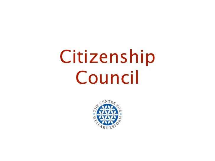 Citizenship  Council