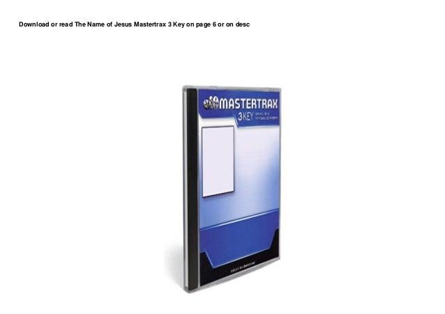 dl the name of jesus mastertrax 3 key buuk 1 638