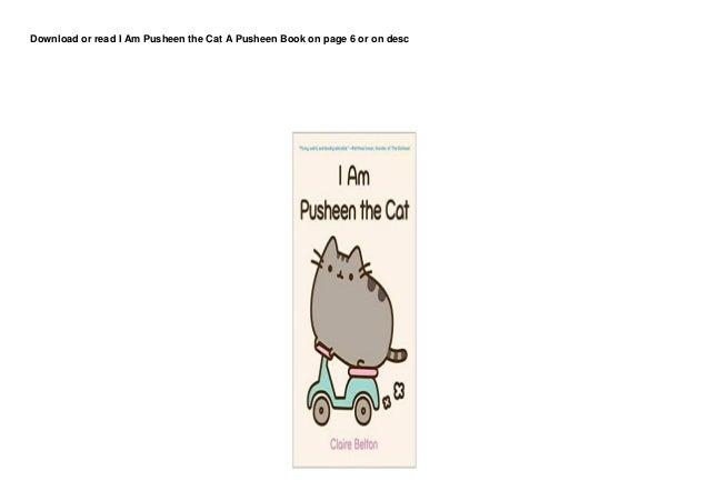 dl i am pusheen the cat a pusheen book 3buuk 1 638