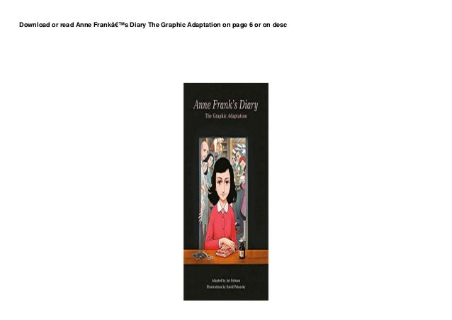 dl anne franks diary the graphic adaptation buuk 1 638
