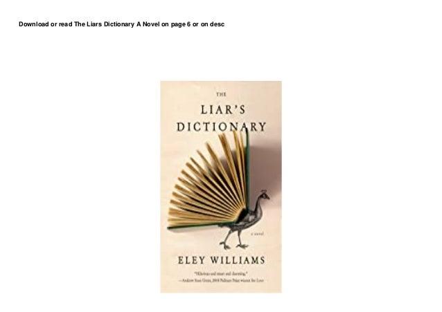 dl the liars dictionary a novel pedeef 1 638