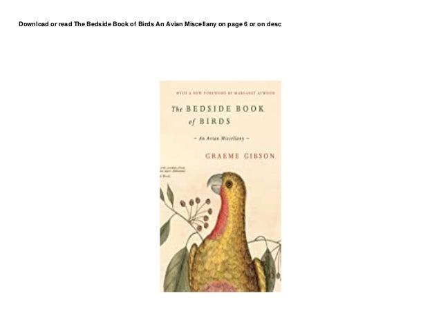dl the bedside book of birds an avian miscellany pedeef 1 638
