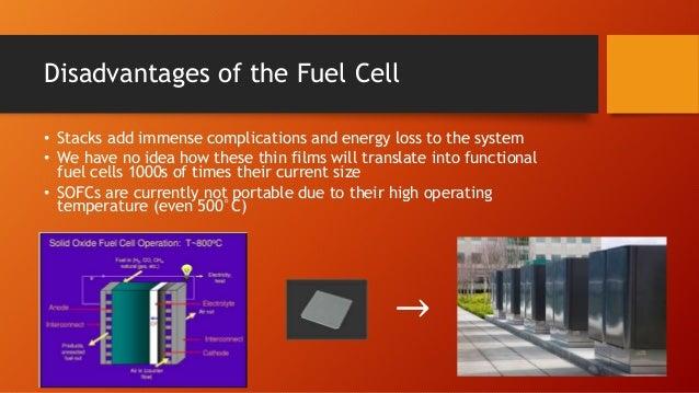 Solid Oxide Fuel Cells Presentation