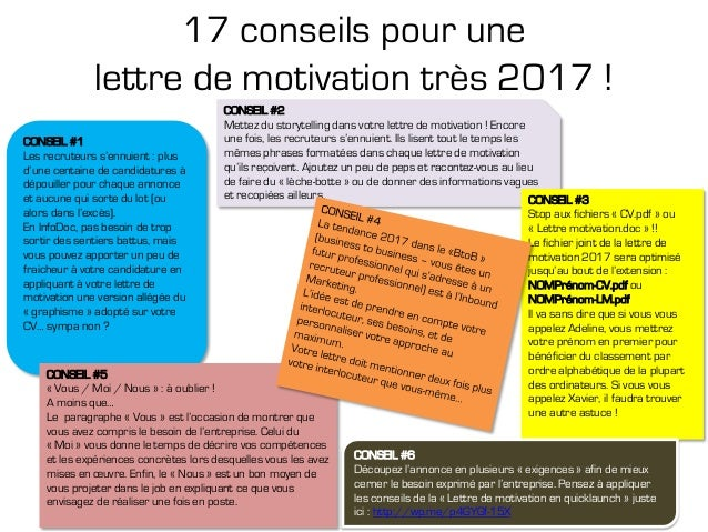lettre motivation efficace 17 conseils pour une lettre de motivation efficace en 2017 lettre motivation efficace