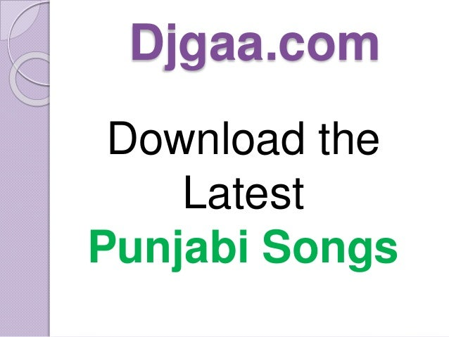 how to download punjabi songs from computer