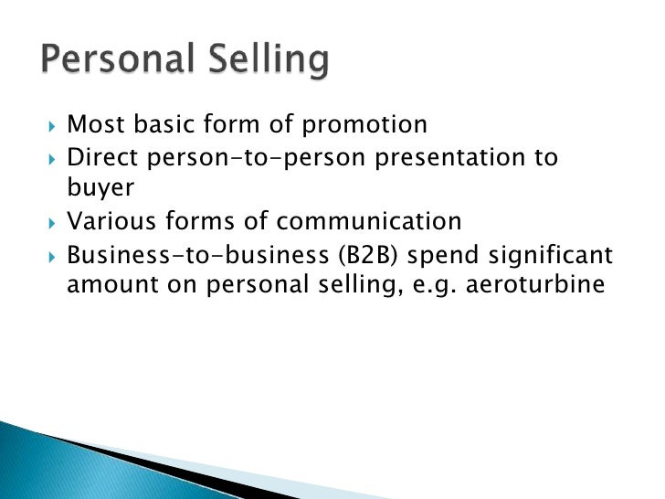difference between personal selling and direct marketing 17) describe the differences between personal selling