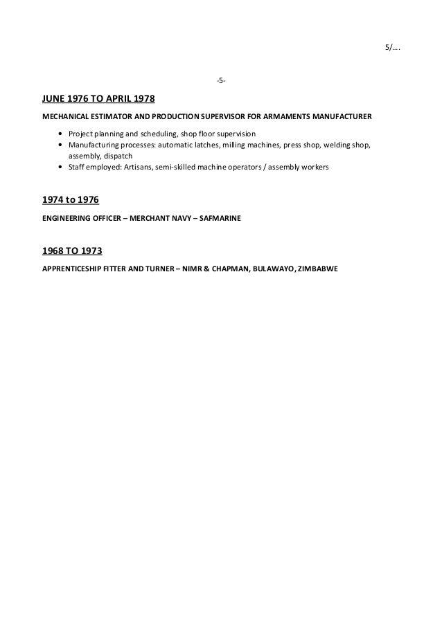 me estimator social media 2. sample resume format server ...