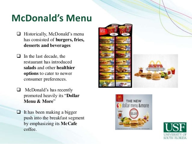 consumer preference of mcdonalds over other This free business essay on comparative study of consumer satisfaction towards mcdonalds and kfc is perfect for business students to use as an example.