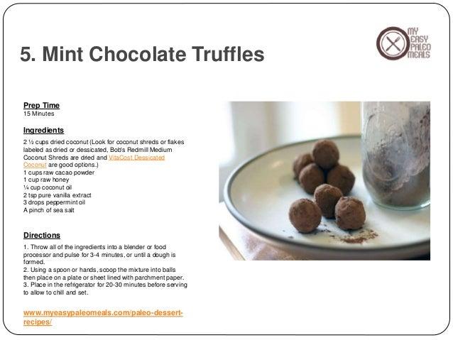 17 easy no bake paleo dessert recipes recipes 7 5 forumfinder Choice Image