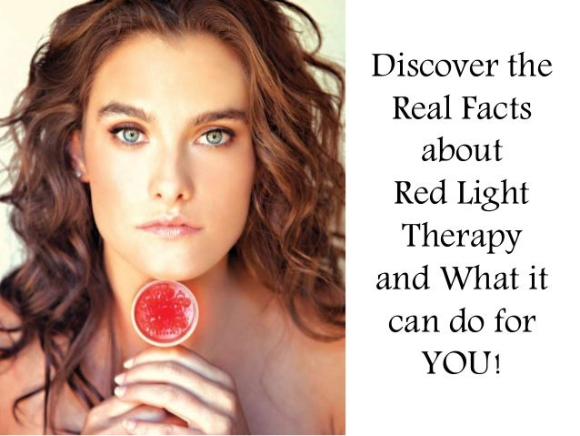 RevealGreatSkin.com; 2. Discover The Real Facts About Red Light Therapy And  What It Can Do ...