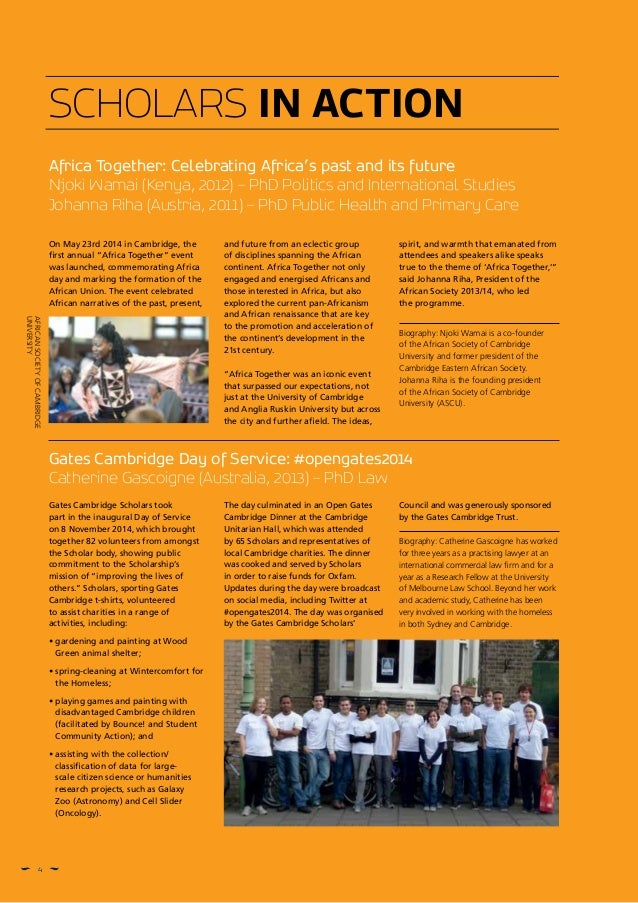"""On May 23rd 2014 in Cambridge, the first annual """"Africa Together"""" event was launched, commemorating Africa day and marking..."""