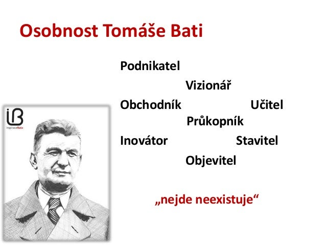Gabriela Koncitikova, Principy Systému řízení Baťa Slide 2