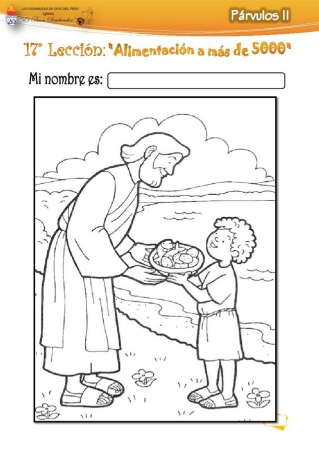 17 leccion para niños